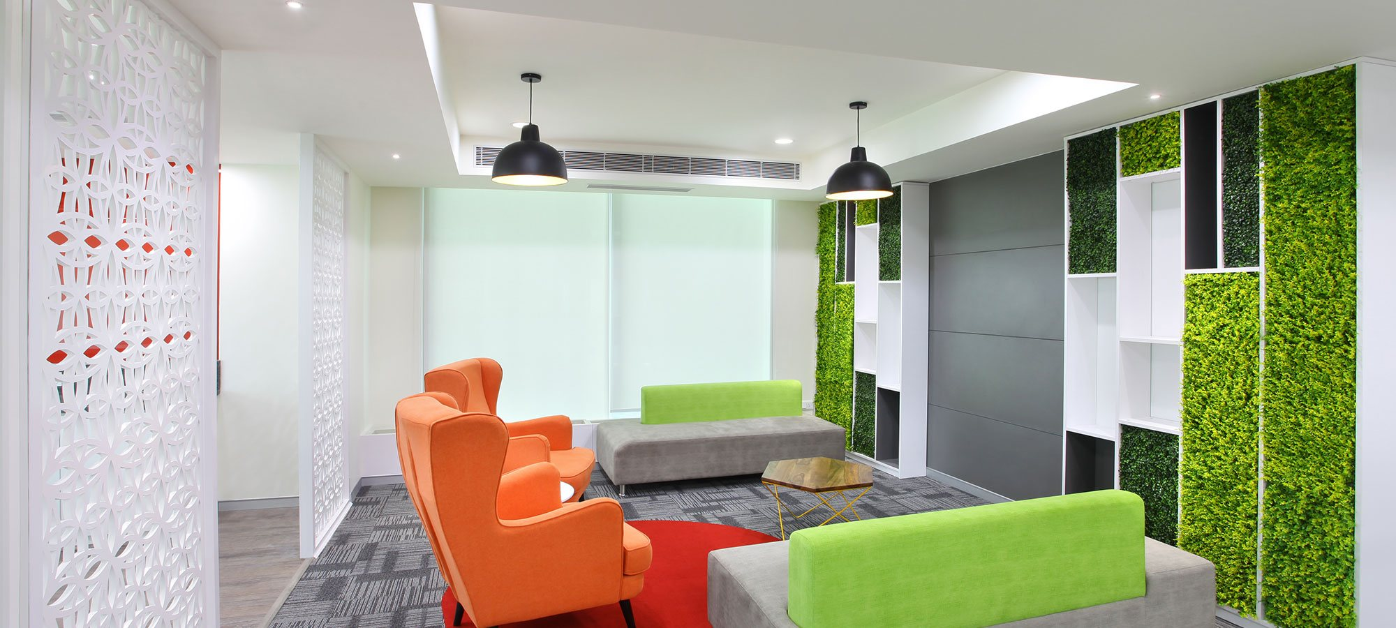 Office Interior Designers in Delhi