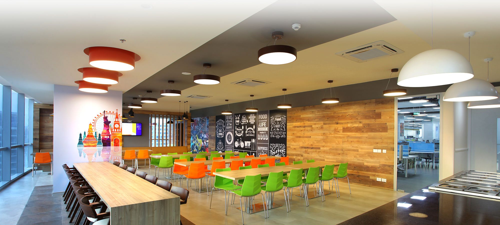 Office Interior DesignCorporate Office Interior Designers in Delhi