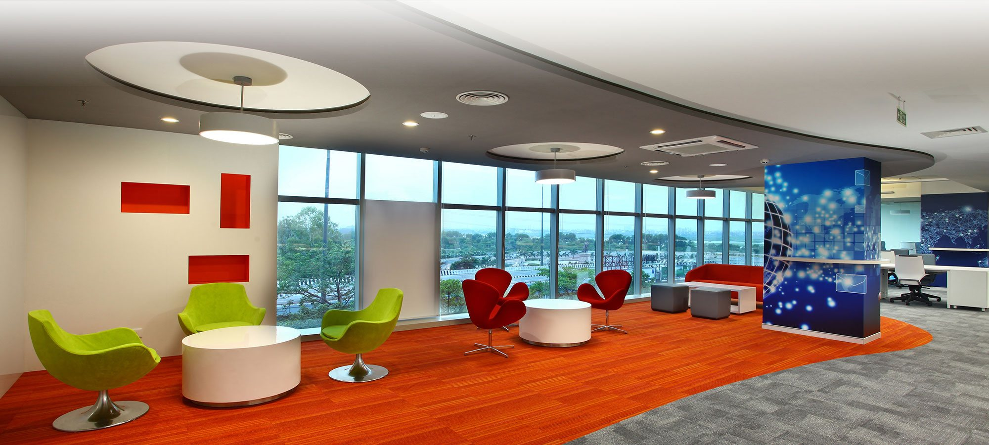 Office Interior Design Corporate Office Interior